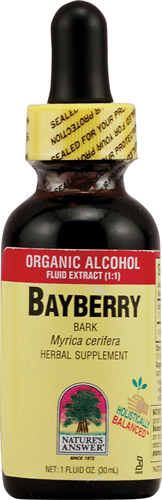 BAYBERRY BARK LOW/ALCOHOL 1 OZ