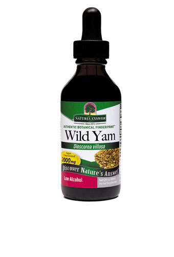 WILD YAM RT LOW/ALCOHOL 2 OZ