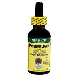 PASSION FLOWER HERB ALCOHOL/FREE 1 OZ