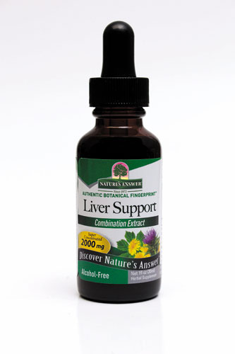 LIVER CLEANSE ALCOHOL/FREE 1 OZ