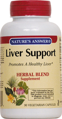 LIVER SUPPORT VCAPS 90