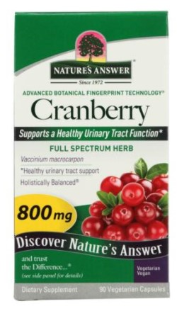 CRANBERRY FRUIT SINGLE HERB SUPPLEMENT 90 CP