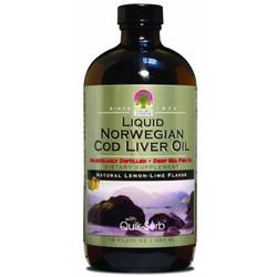 LIQUID NORWEGIAN COD LIVER OIL  16 OZ