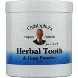 NOURISH HERBAL TOOTH POWDER  2 OZ
