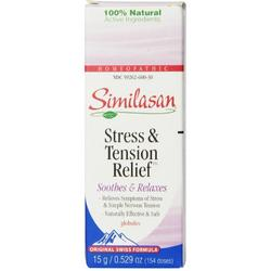 STRESS & TENSION RELIEF GLOBULES  15 CT