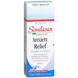 ANXIETY RELIEF GLOBULES  15 CT