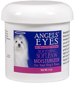SOFT PAW MOISTURIZER FOR DOG  4 OZ