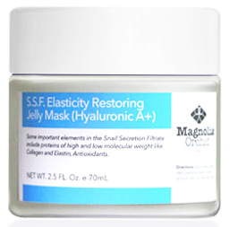 S.S.F. Elasticity Restoring Jelly Mask (Hyaluronic A+) 70 G