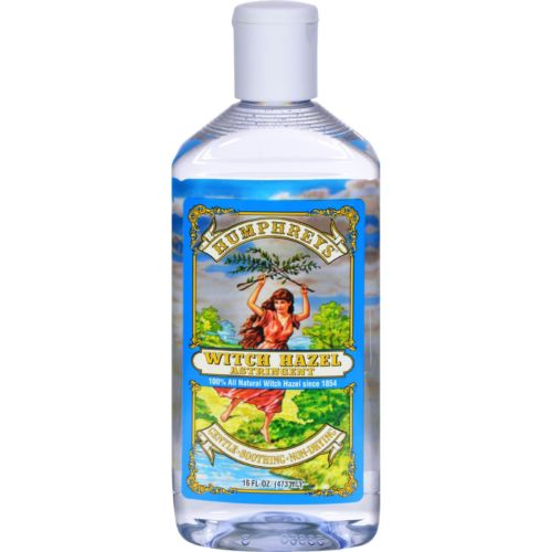 WITCH HAZEL ASTRINGENT  16 OZ