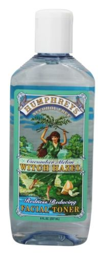 CUCUMBER MELON WITCH HAZEL REDNESS REDUCING TONER  8 OZ