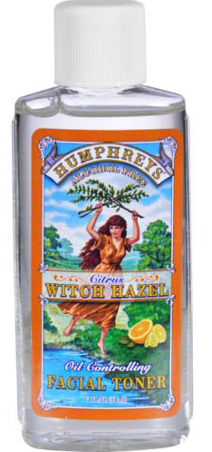 CITRUS WITCH HAZEL OIL CONTROL TONER  2 OZ