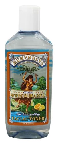 CITRUS WITCH HAZEL OIL CONTROL TONER  8 OZ