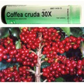 COFFEA CRUDA 30X TABS 100