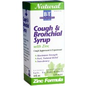 COUGH/BRONCH SYRUP ZINC4OZ