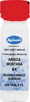 ARNICA MONT 6X 250 TAB