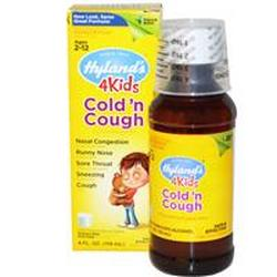 COLD 'N COUGH 4 KIDS 4 OZ