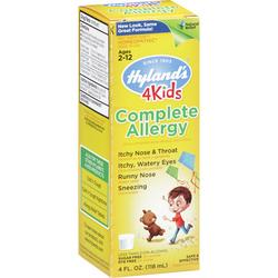 COMPLETE ALLERGY 4 KIDS 4 OZ