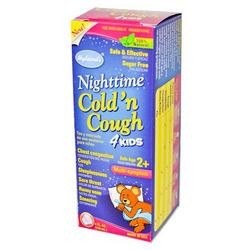 COUGH&COLD,NIGHT,4 KIDS 4 OZ