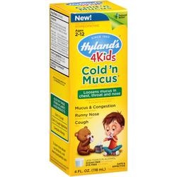 4 KIDS COLD N' MUCUS  4 OZ