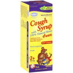 COUGH SYRUP W/HONEY 4 KIDS  4 OZ