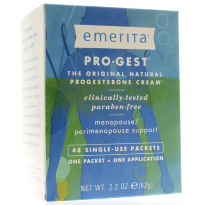 EMERITA PROGEST SINGL USE 2.2OZ