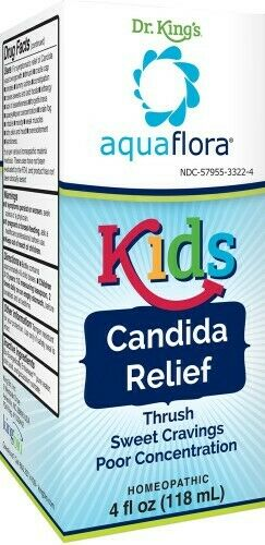 Candida Relief For Kids  4 oz