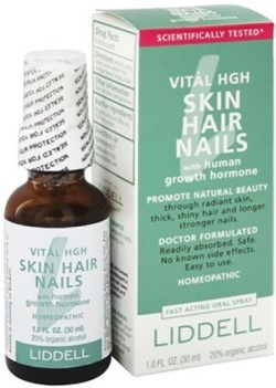 VITAL HGH SKIN HAIR NAIL 1OZ