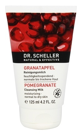 POMEGRANATE CLEANSING MILK MOISTURIZING FOR NORMAL TO DRY SKIN  4.2 OZ