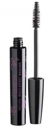 NATURAL MULTI EFFECT MASCARA JUST BLACK  8 ML
