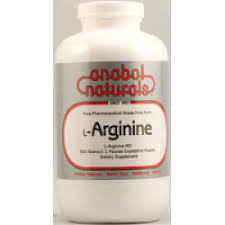 L-ARGININE PURE POWDER  500 GM