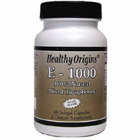 VITAMIN E-1,000 IU (NATURAL) MIXED TOCO  60 SOFTGEL