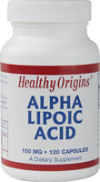 ALPHA LIPOIC ACID 100MG120