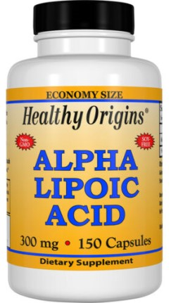 ALPHA LIPOIC ACID 300MG  150 CAP
