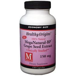 MEGA NATURAL BP-GRAPE SEED EXTRACT 150MG  150 CAP