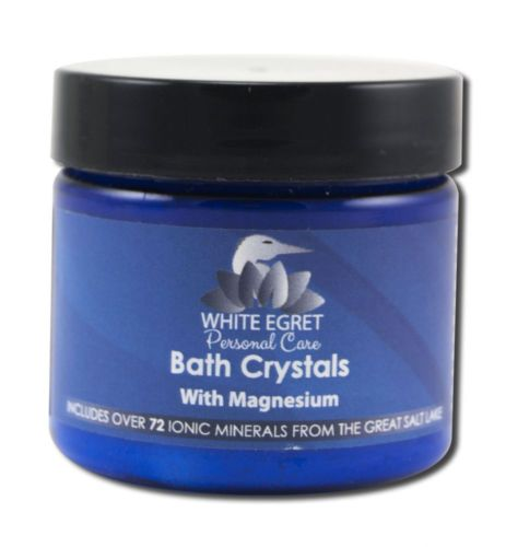 CRYSTAL BATH SALT SAMPLE  2 OZ