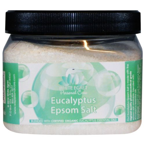 PHARMACEUTICAL EUCALYPTUS EPSOM SALT  16 OZ