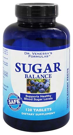 SUGAR BALANCE SUPPORT  120 TAB