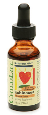 CHILD ECHINACEA LIQUID 1 OZ