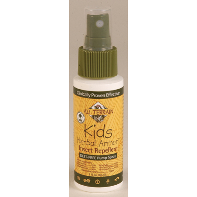 KID HRBL ARMR INSECT SPRY 2 OZ