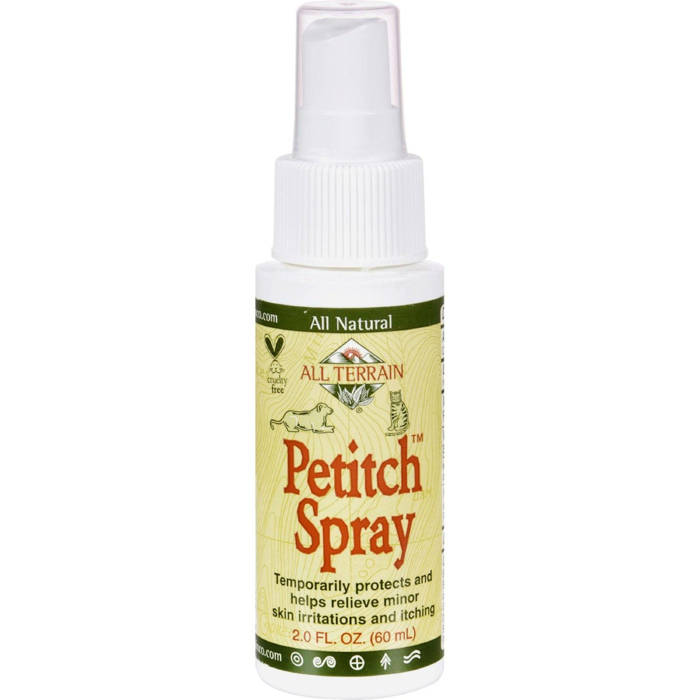 PetItch Spray  2 oz