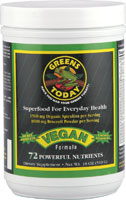 VEGAN FORMULA  18 OZ