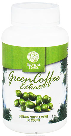 GREEN COFFEE EXTRACT  60 CAPSULE