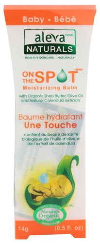 BABY ON THE SPOT MOISTURIZING BALM  0.5 OZ