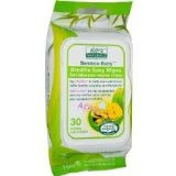 BAMBOO BABY WIPES BREATHE EASY  30 CT