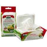 BAMBOO BABY WIPES HAND & FACE  30 CT