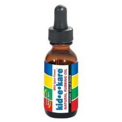 KID-E-KARE RUBBING OIL  1 OZ