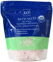 BATH SALT BE WELL 21.5 OZ