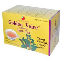 GOLDEN VOICE TEA  20 BAG