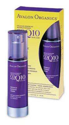 COQ10 WRINKLE DEFENSE CREME  1.75 OZ