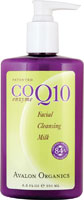 COQ10 FACIAL CLEANSING CREME  8.5 OZ